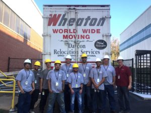 Davcon Relocation Team