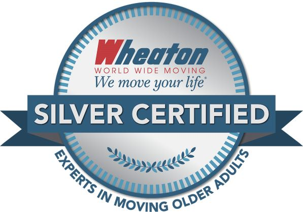 Wheaton Silver Certification program badge