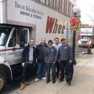 moving crew for davcon relocation services